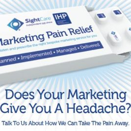 marketing pain relief
