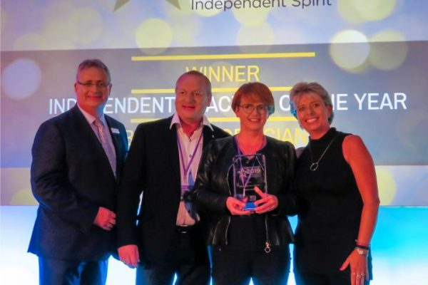Independent Practice of the Year Award